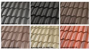 concrete roofing materials lightweight roof tiles