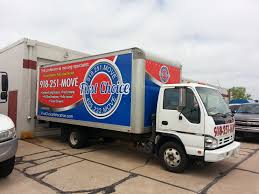 First Choice Moving Specialist - Bow Truck Wrap   Vehicle Wraps ... Moving Truck Rental Discount Car Rentals Canada Enterprise Discounts Best Resource Affordable Movers In Lubbock Despite High Demand Cv Makers Shower Discounts Penske Reviews Two Men And A Deal With Logistics Of Political Movements Hire To Load Or Disassemble Fniture Amazon Home Services Ryder Moving Truck Coupons Memory Lanes Gs Express Watno Paar Punjabi Self Storage Orlando Myneighbhoodstoragecenter When It Comes Renting Trucks Doesnt Clown
