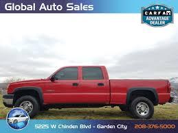 2007 CHEVROLET TRUCK Silverado Classic 2500 HD Work Truck For Sale ...