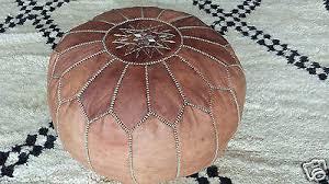 marocain en cuir