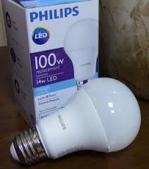 philips 100w led light bulb review cost effect lighting fixin