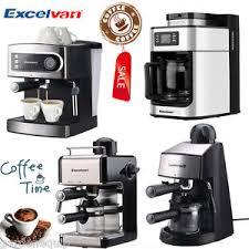 3 5 15 Bar Filter Coffee Maker Machine