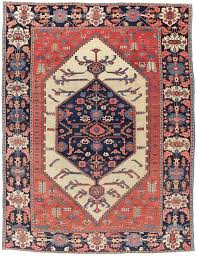 A Bakshaish Carpet West Persia Circa 1880 16 Ft 6 In X 12