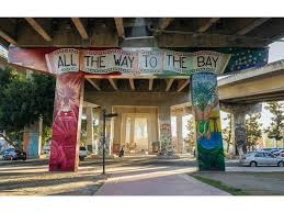 Chicano Park Murals Map by Chicano Park National Landmark Local San Diego Treasure