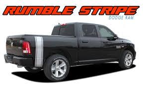 100 Ram Truck Decals RUMBLE Dodge Bed Stripes Vinyl Graphics