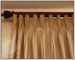 traverse rod curtains pleated drapes traverse rod perky monique