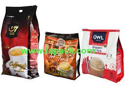 ZVF 260YA5 Milk Coffee Powder Box Type Bag Packaging Machine Line