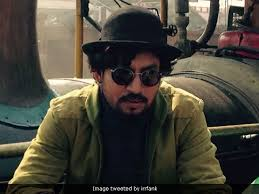 Doob No Bed of Roses Irrfan Khan Unveils The First Poster NDTV