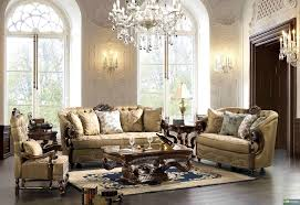 furniture exquisite elegant traditional formal living room