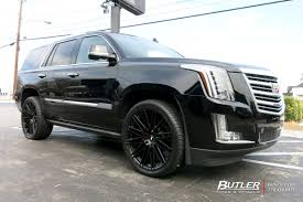 Cadillac Escalade Vehicle Gallery at Butler Tires and Wheels in