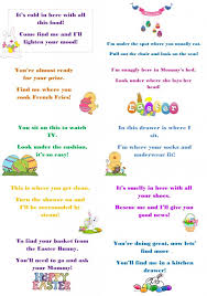 Easy Halloween Scavenger Hunt Clues by Best 25 Easter Riddles Ideas On Pinterest Easter Scavenger Hunt
