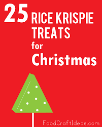 Rice Krispie Christmas Tree Pops by Roundup 25 Christmas Rice Krispie Treats Food Craft Ideas