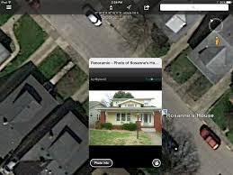 100 Rosanne House When GoogleEarth Cant Spell Roseanne Roseanne