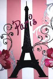 Wallpaper Paris Pink 14
