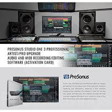 Presonus STUDIO 26 USB 20 Recording System And StudioLive AR8 8 Channel Hybrid Performance