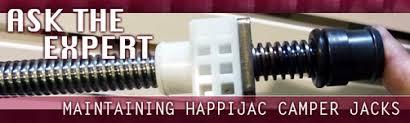 Diy Remove A Camper Jack by Maintaining Happijac Camper Jacks