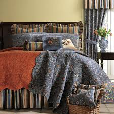 Bone Collector Bedding by Williamsburg Wakefield Quilt Collection Paulshomefashions