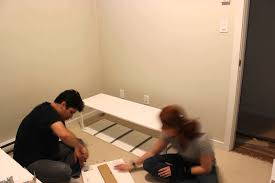 Ikea Brusali Wardrobe Assembly Video by Ikea Brimnes 5 Drawer Youtube