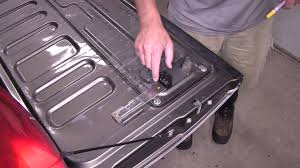 installation of the topline truck bed extender on a 2008 toyota