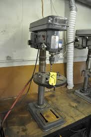 Trinco Blast Cabinet Manual by Orbit 14 U0027 U0027 Bench Type Drill Press 16 Speed S N D2600025