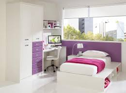 Kids Room Pretty Kids Modern Bedroom Decoration Ideas With White