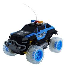 Amazon.com: Lutema Police SUV 4CH Remote Control Truck, Black ... 120 2wd High Speed Rc Racing Car 4wd Remote Control Truck Off 112 Reaper Bigfoot No1 Original Monster Rtr 110 By Electric Redcat Volcano Epx Pro Scale Brushl Radio Plane Helicopter And Boat Reviews Swell 118 24g Offroad 50km Vehicles Semi Trucks Landking 40mhz Blue Bopster Buy Vancouver Amazoncom Hosim All Terrain 9112 38kmh Gizmovine 12428 Cars Offroad Rock Climber