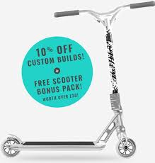 Custom Scooter Builder
