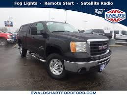 100 2009 Gmc Truck Used Black GMC Sierra 2500HD Stk H20393A Ewalds Hartford Ford