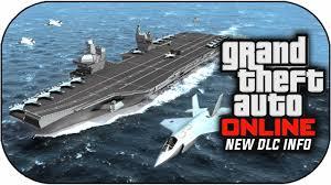 100 Aircraft Carrier Interior GTA 5 Online Heist DLC Location Everything So Far GTA 5 Heist Update