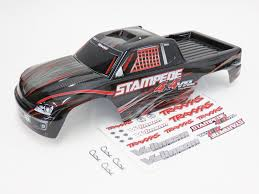 Traxxas Stampede 4x4 VXL Black Painted Body With Decals | Discount ... Traxxas Slash 4x4 Rtr Race Truck Blue Keegan Kincaid W Oba Tsm 6808621 Another Ebay Stampede 4x4 Vxl Rc Adventures 30ft Gap With A Slash Ultimate Edition 670864 110 Stampede Vxl Brushless Tqi 4wd Ready Buy Now Pay Later Fancing Available Gerhard Heinrich Flickr Lcg Platinum 4wd Short Course Fox Monster Mark Jenkins