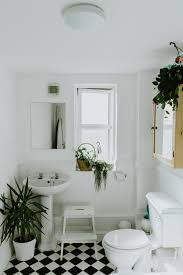 how to make a tiny bathroom feel more spacious magazine
