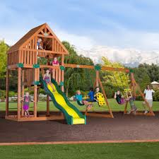 Backyard Discovery Providence All Cedar Wood Playset Photo On ... Shop Backyard Discovery Prestige Residential Wood Playset With Tanglewood Wooden Swing Set Playsets Cedar View Home Decoration Outdoor All Ebay Sets Triumph Play Bailey With Tire Somerset Amazoncom Mount 3d Promo Youtube Shenandoah