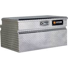 Northern Tool + Equipment Locking Wide-Style Chest Truck Tool Box ...