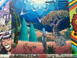 Clarion Alley Mural Project Address by Taking Art To The Streets Stanford Daily