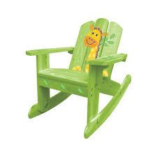 Wayfair Furniture Rocking Chair by Amazon Com Lohasrus Kids Rocking Chair Natural Kitchen U0026 Dining