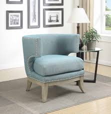 Coaster Accent Seating Barrel Back Upholstered Accent Chair ... Coaster Fine Fniture 902191 Accent Chair Lowes Canada Seating 902535 Contemporary In Linen Vinyl Black Austins Depot Dark Brown 900234 With Faux Sheepskin Living Room 300173 Aw Redwood Swivel Leopard Pattern Stargate Cinema W Nailhead Trimming 903384 Glam Scroll Armrests Highback Round Wood Feet Chairs 503253 Traditional Cottage Styled 9047 Factory Direct
