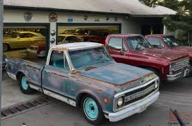 1969 Chev Truck SWB Style Side C10 Chevrolet RAT ROD Classic Pick UP
