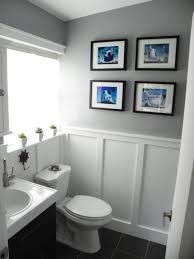 Small Half Bathroom Ideas Photo Gallery by Best 25 Gray Bathrooms Ideas On Pinterest Restroom Ideas Half