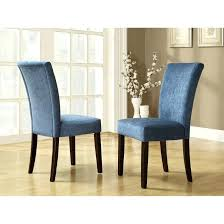 Blue Velvet Dining Chairs Australia Room Chair Rail Cushions Slipcovers Navy And White Sets Picture Of