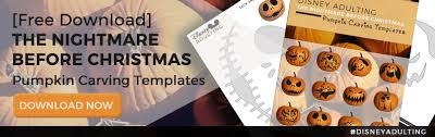 Nightmare Before Christmas Pumpkin Template by Free Download The Nightmare Before Christmas Pumpkin Templates
