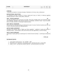 b des curriculum regulations and syllabus