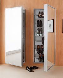 Simms White Modern Shoe Cabinet by Marvellous Modern Shoe Cabinet Simple Design Baxton Studio Simms