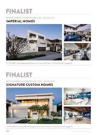 100 Signature Homes Perth 2016 MB WA Winning Awards By Arkmedia4217 Issuu