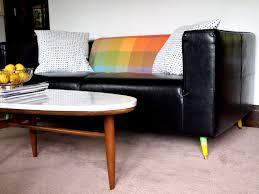 Karlstad Sofa New Legs by New Sofa Legs Easy Sofa Leg Swap Diy Beautify Thesofa