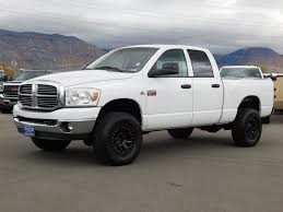 100 Used Dodge Truck 2008 Ram 2500 BIG HORN At Watts Automotive Serving Salt