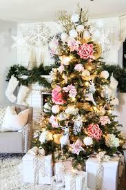 Pink And Gold Dream Christmas Tree 14