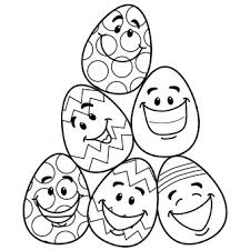 Best Easter 2017 Eggs Coloring Pages Wallpapers For KidsTop Kids
