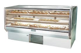 Leader CBK77 77 Refrigerated Bakery Display Case