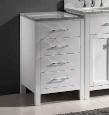 Narrow Bathroom Floor Storage by Drawers Charming Floor Cabinet With Drawers Ideas Floor Standing