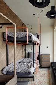 10 modern rooms with not your average bunk beds design milk
